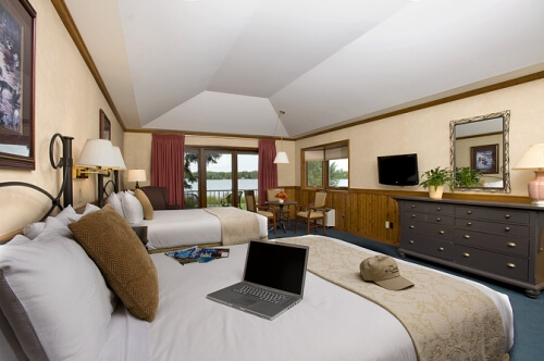 Mission Point Bayview at Madden's, Minnesota luxury resort