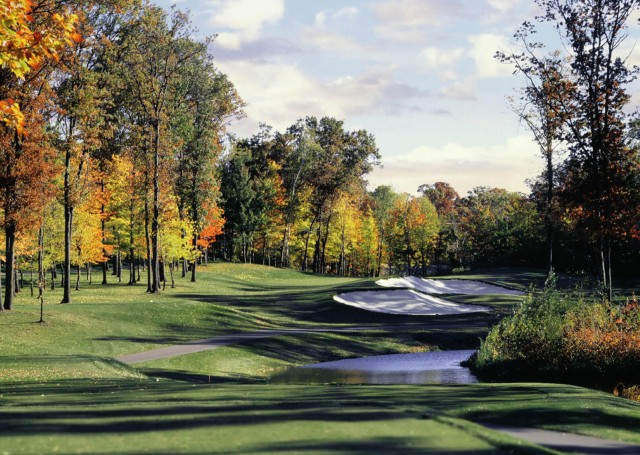 The Classic #14 Brainerd Golf Course