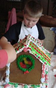 Annual Gingerbread House Luncheon