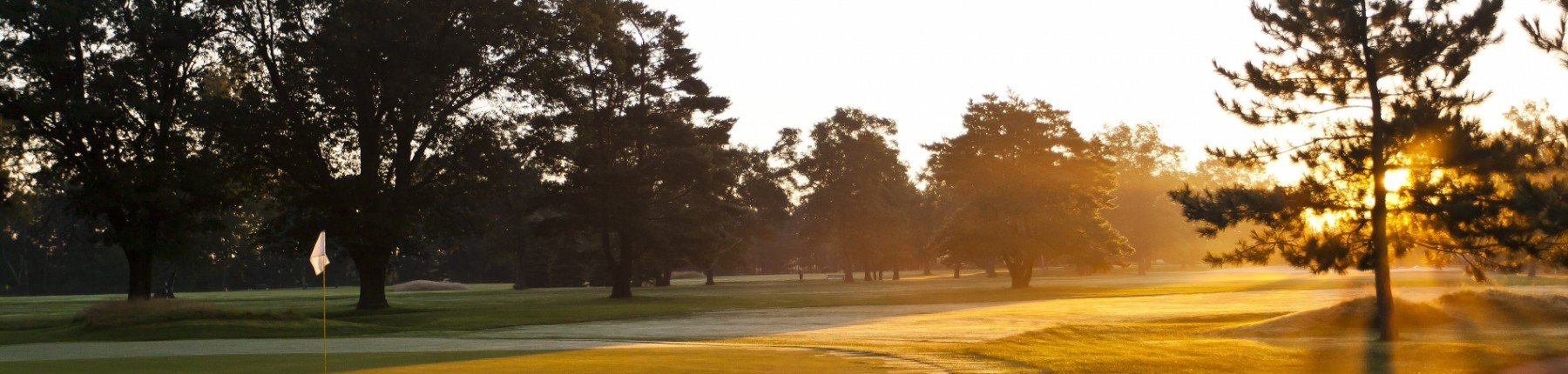 Sunset on Pine Beach East at Madden's on Gull Lake