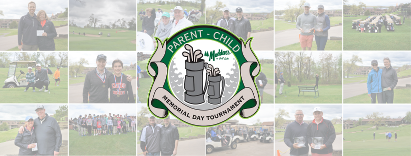 Parent Child Tournament Banner