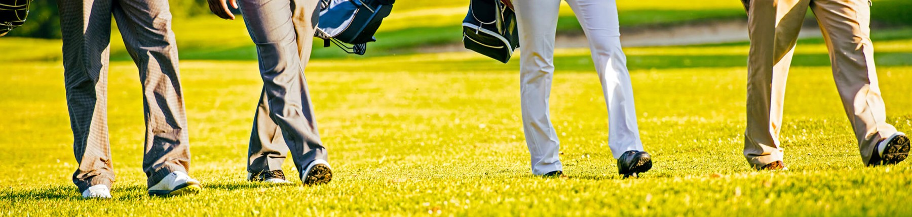 Group Golfing