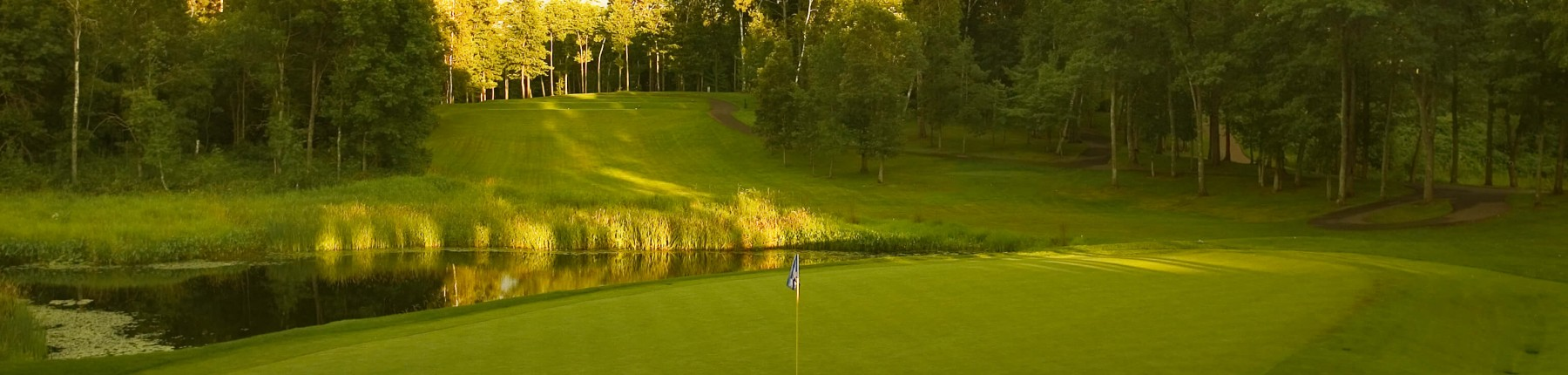 pure classic golf package at Madden's Resort in Minnesota