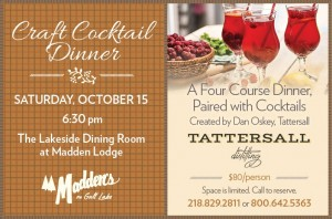 2016 Tattersall Dinner