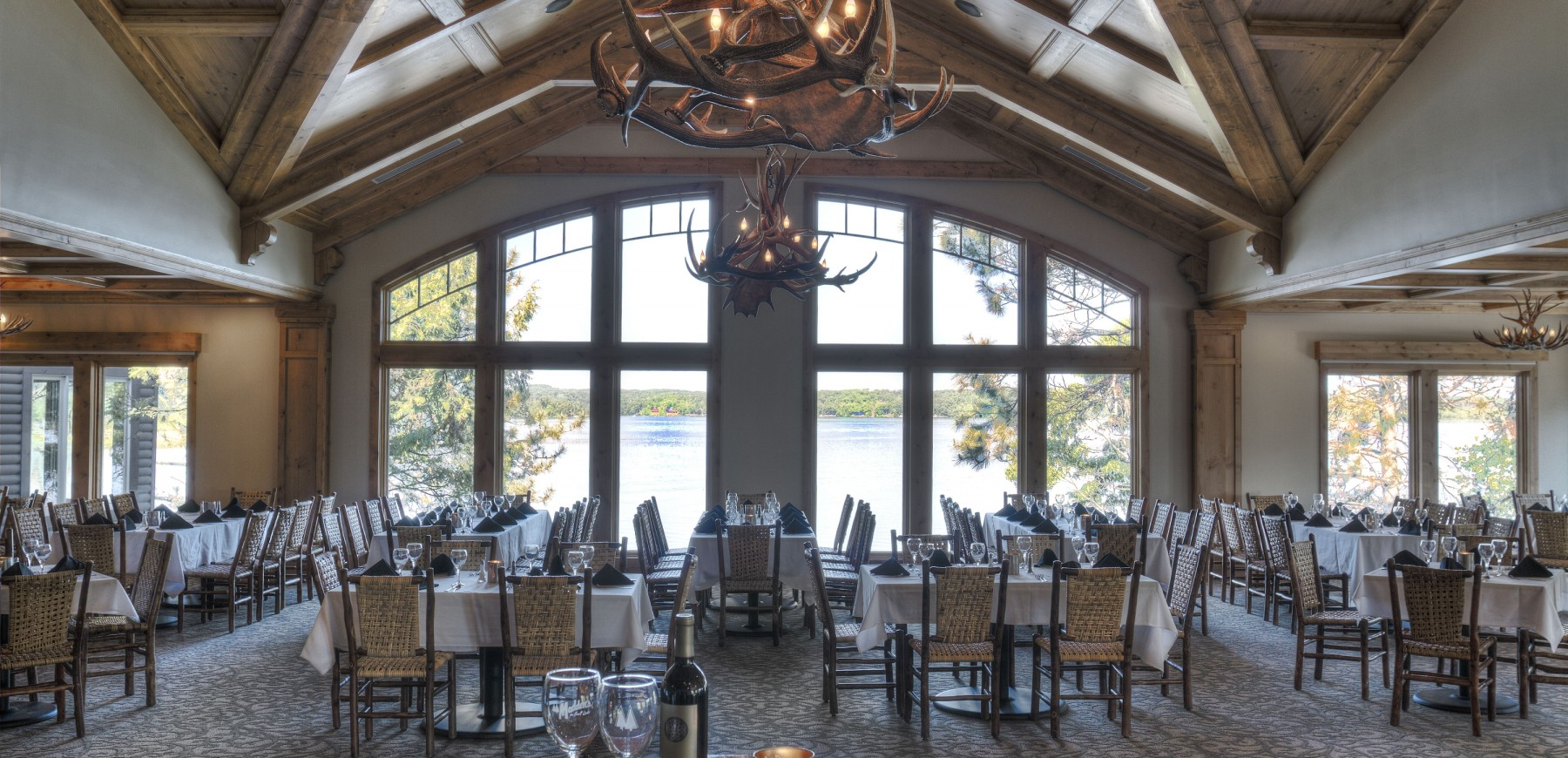 Wilson Bay Dining Room