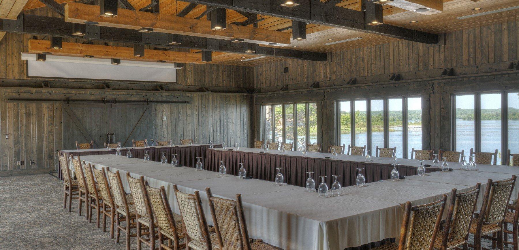 Wilson Bay Pemmican Room