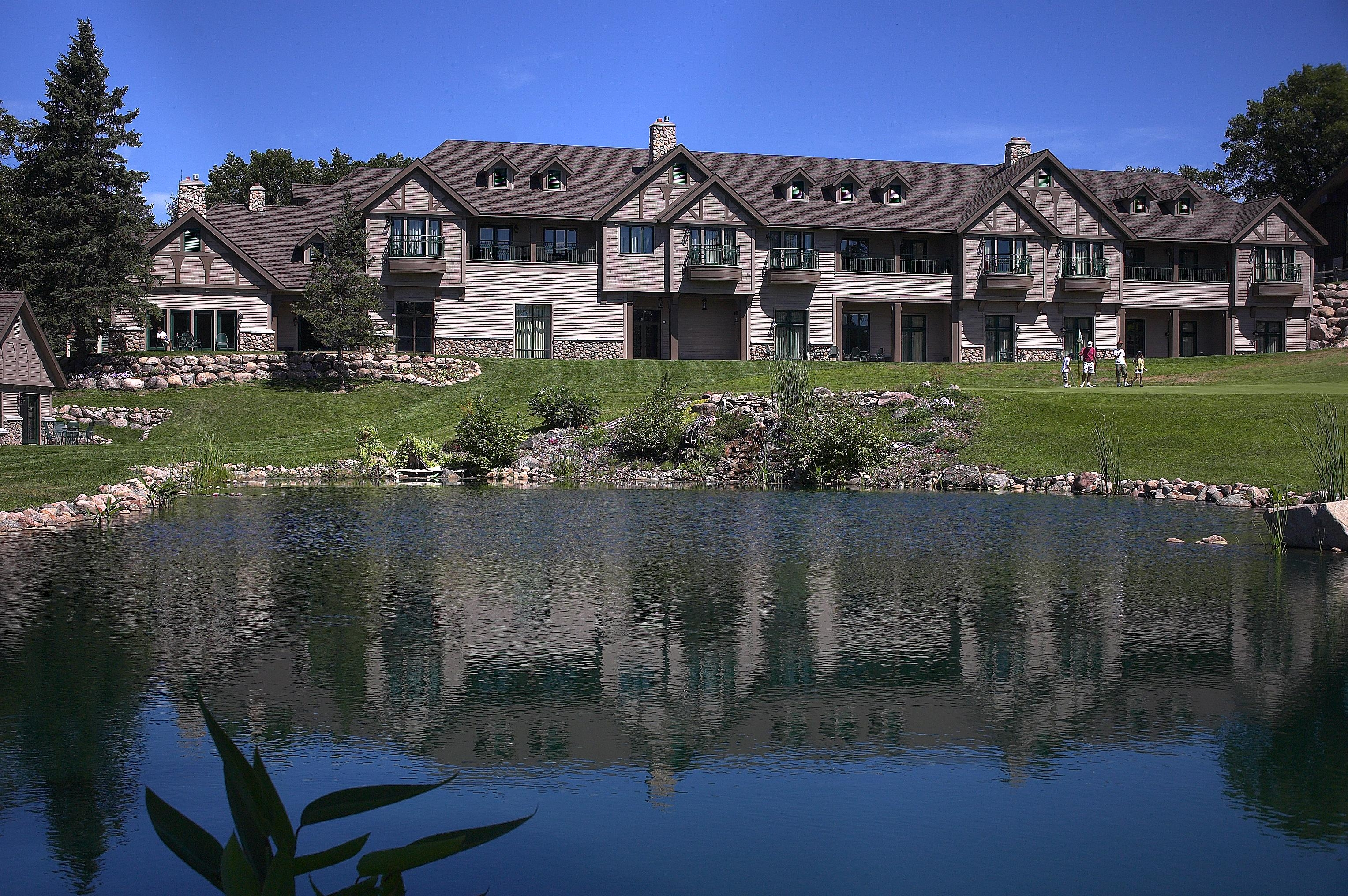 Golf Villa Exterior