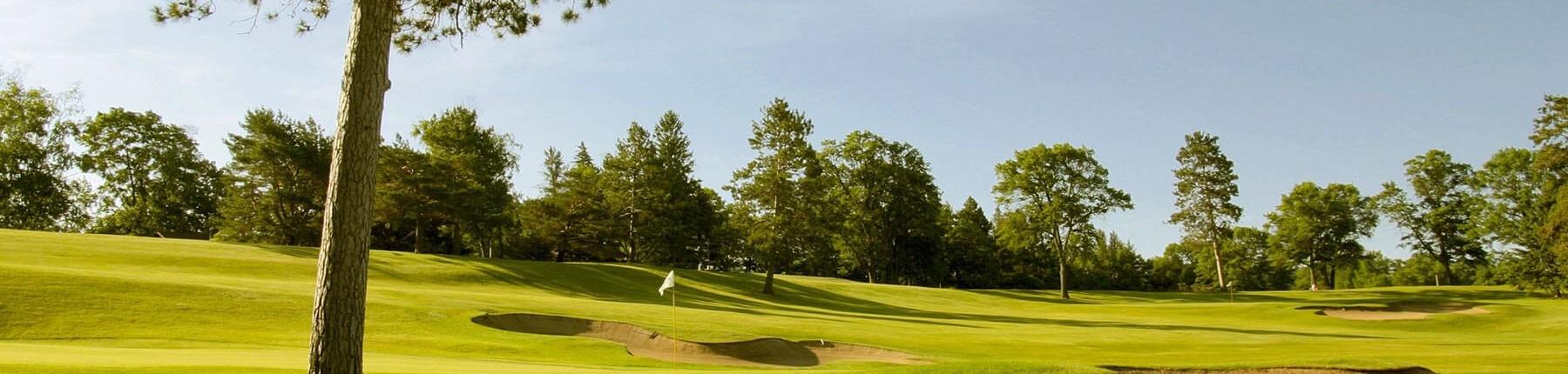 Madden's Gull Lake golf