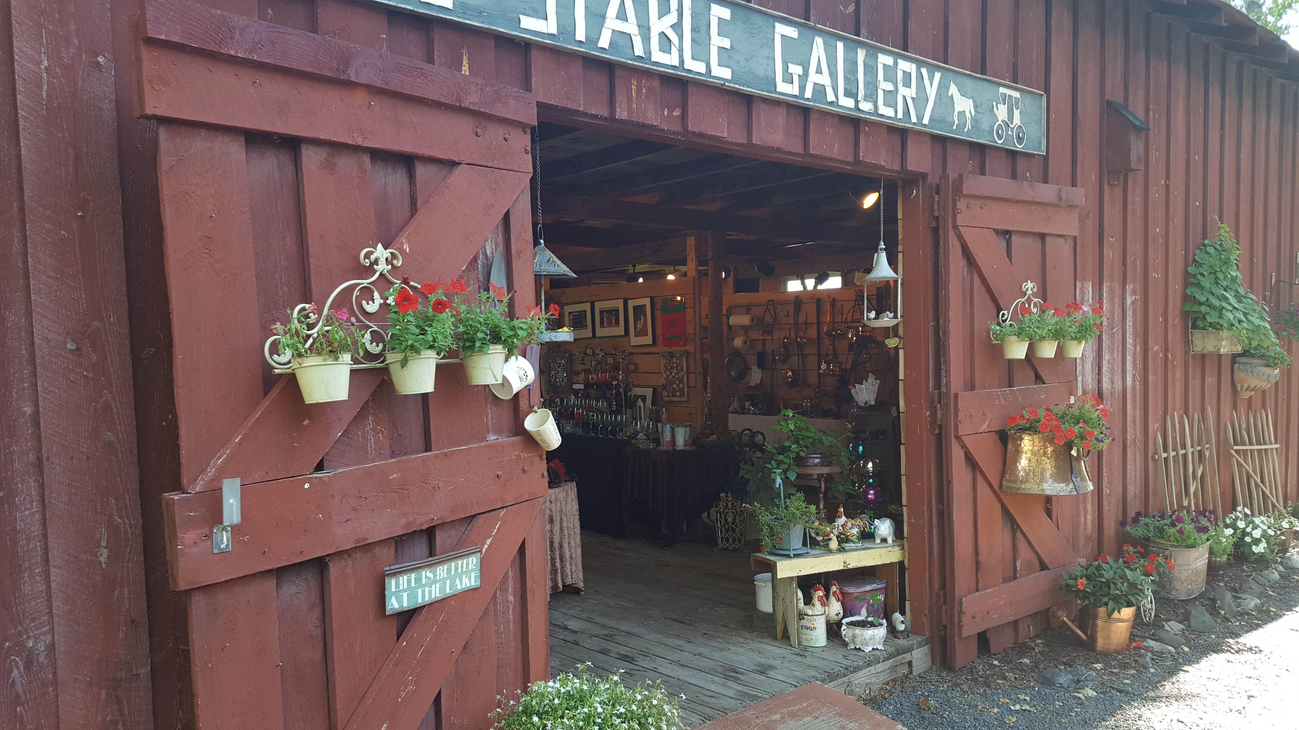Stable Gallery