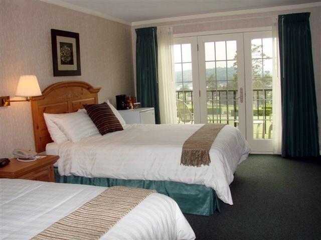 2 Queen Hotel Room at Madden Inn