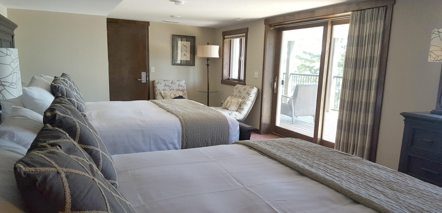 Madden House Bedroom