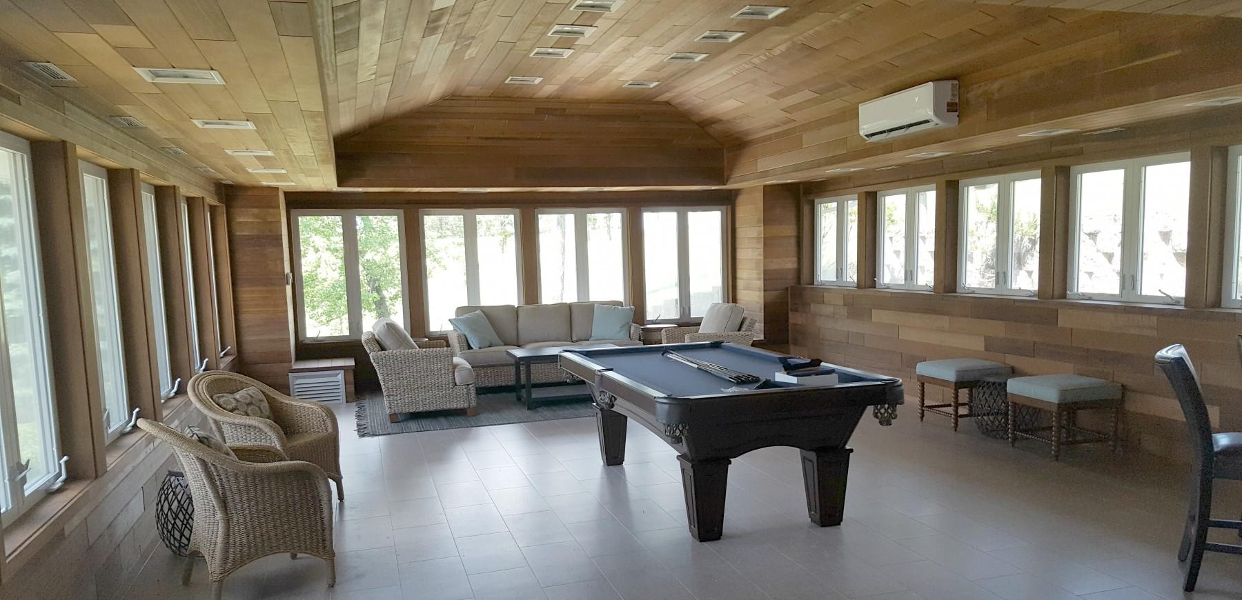 Madden House Gameroom