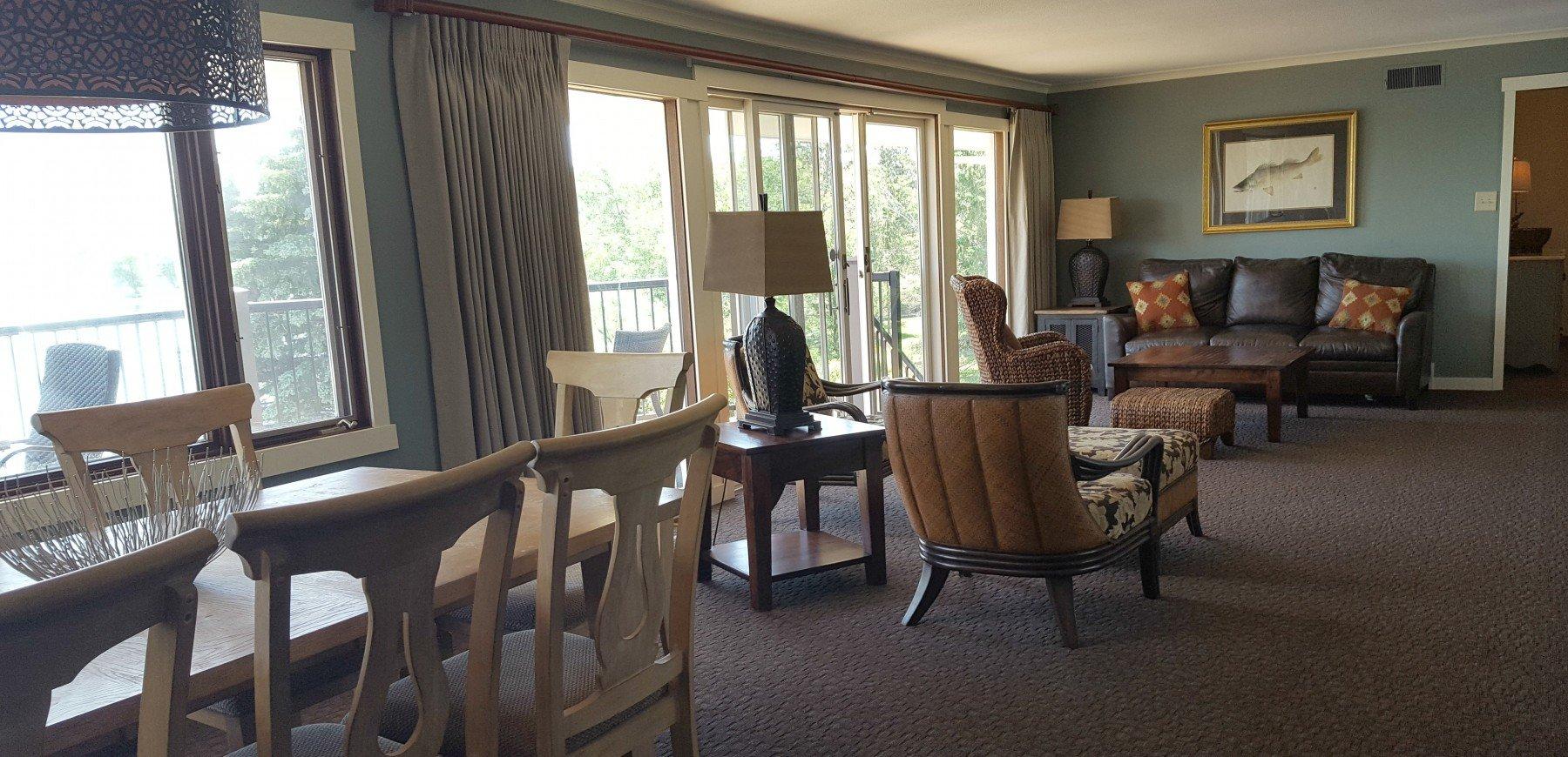 Madden House Living Room