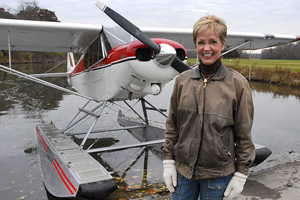 Mary Seaplane