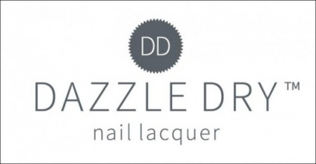 Dazzle Dry Nail Lacquer Logo