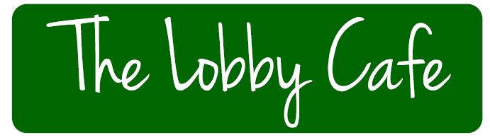 The Lobby Cafe Logo at Madden's on Gull Lake