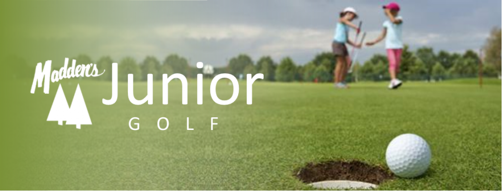 Junior Golf Banner