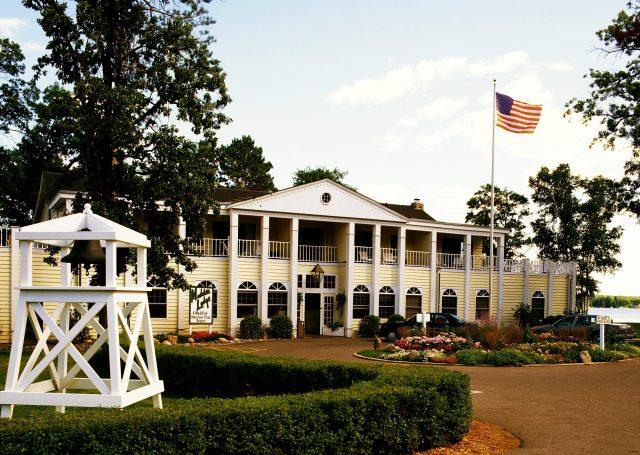 Lodge Lobby Entrance