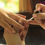 Virtual Vacation: DIY Quick-Dry Manicure