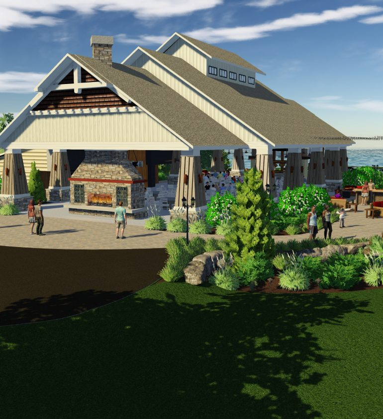 First Look at NEW Pavilion Coming to Madden's in 2020
