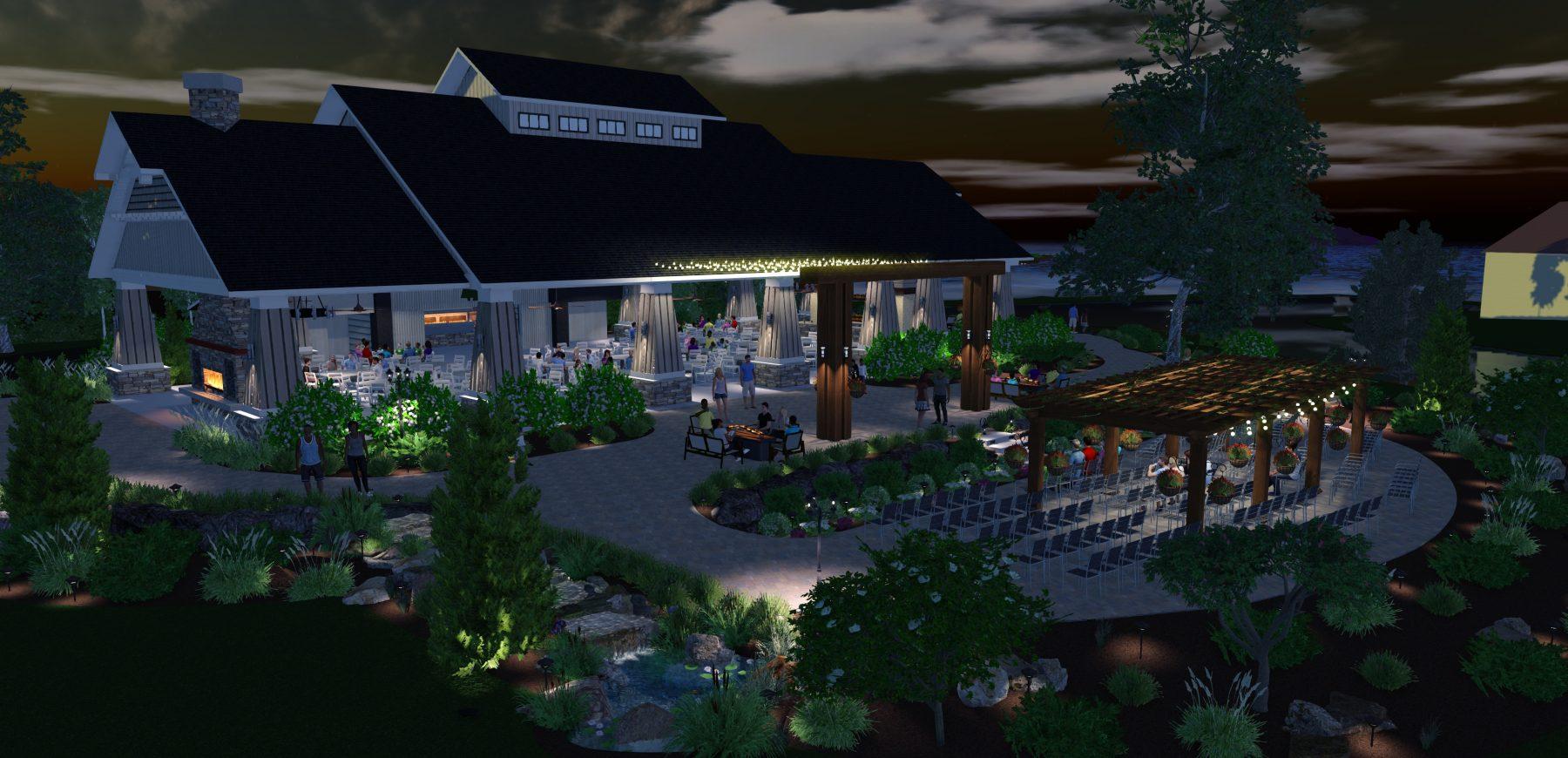 Madden's Event Pavilion