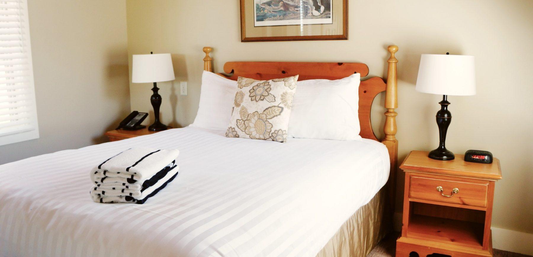 Wilson Bay Cottage Bedroom