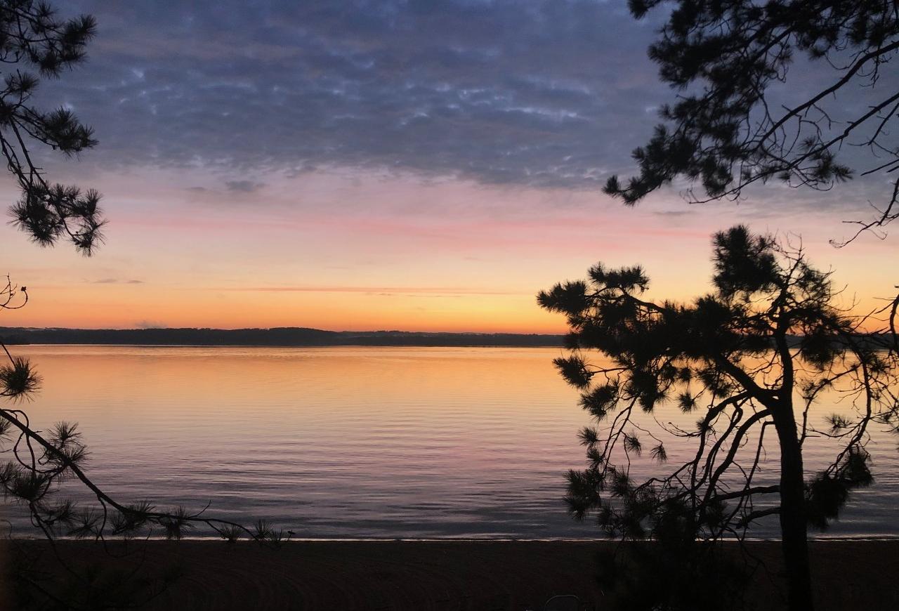 Wilson Bay Sunset