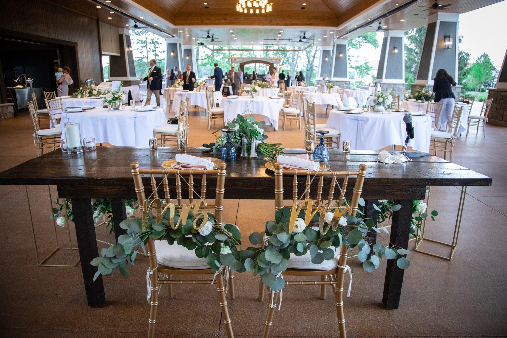 Pavilion Wedding (Vera Myers Photography)