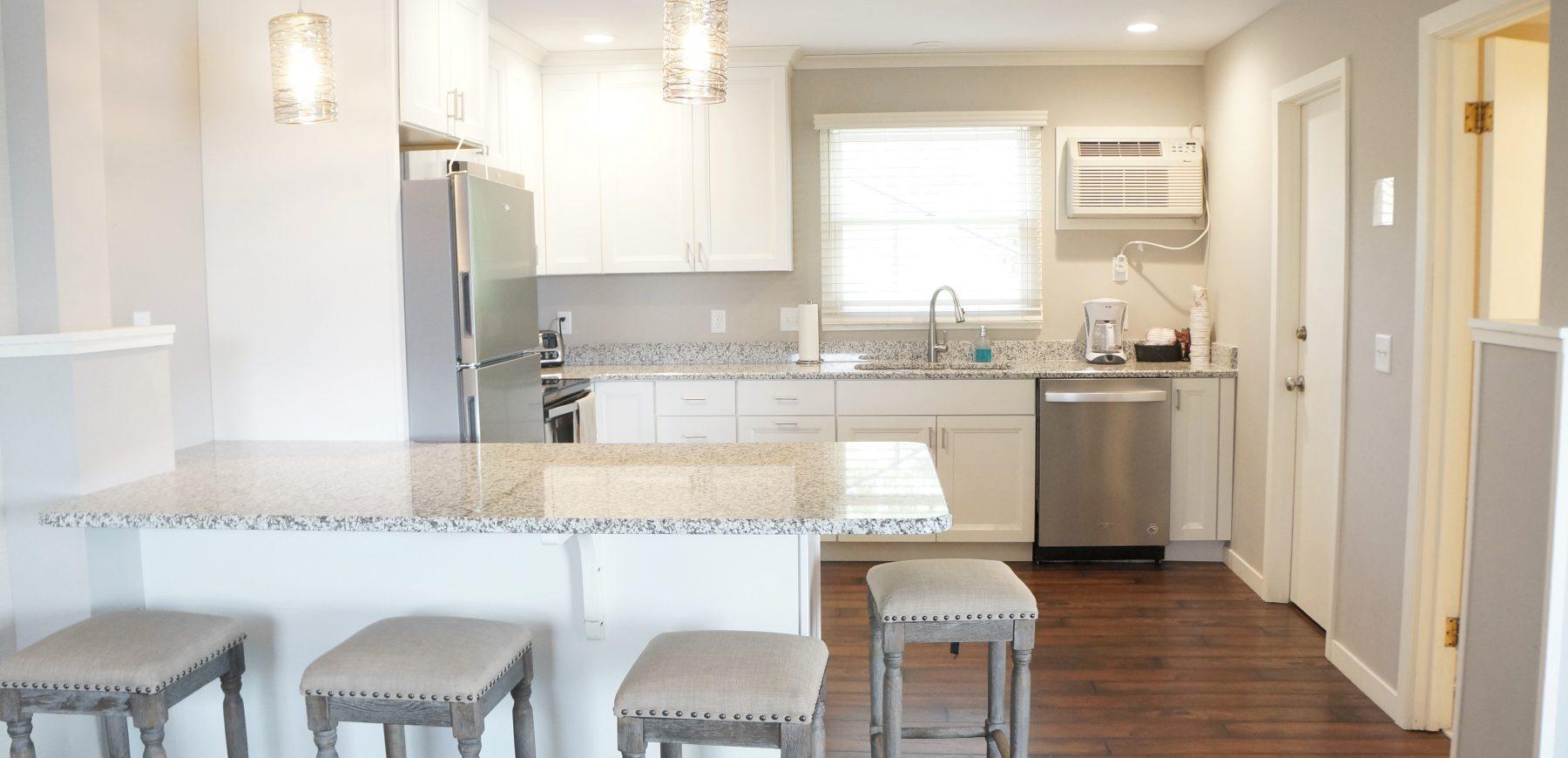 Lake House kitchen layout