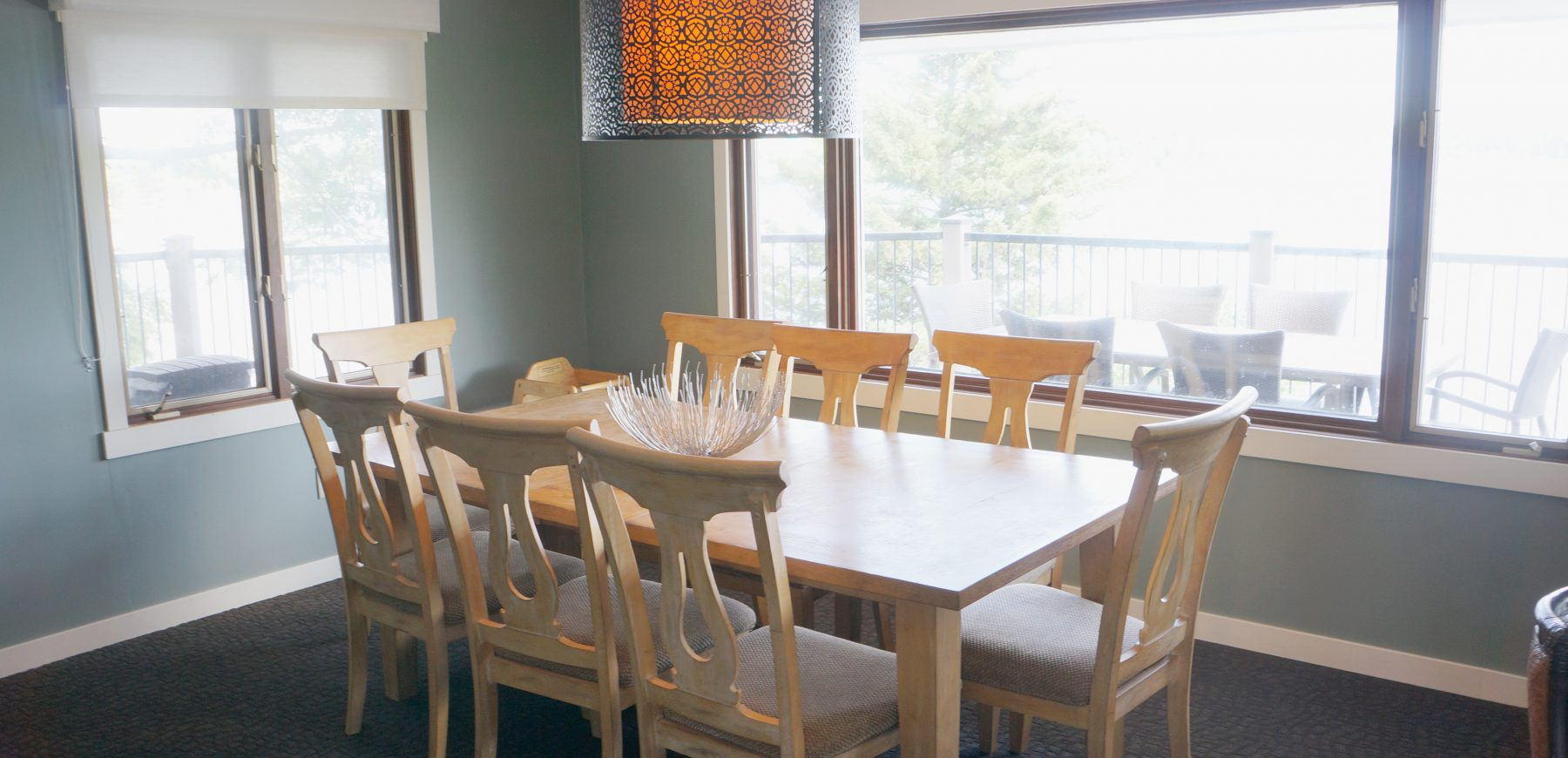 Madden House Dining Room