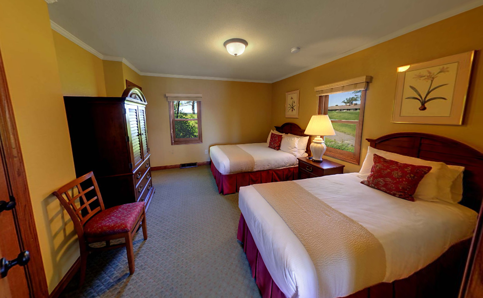 Steamboat Bay 2 Bedroom Cottage Bedroom