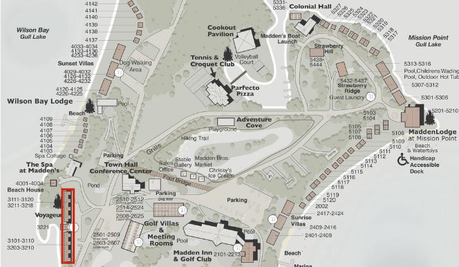 voyageur map illustration