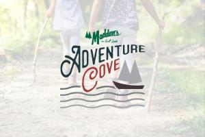 madden's adventure cove logo