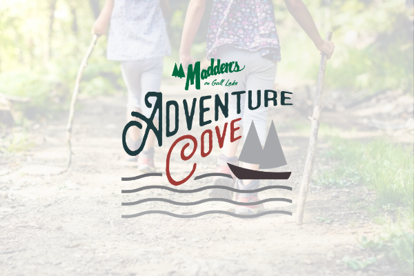 madden's adventure cove logo